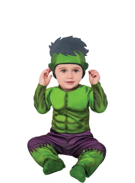 Baby Hulk Muscle Costume - Party City | Stuff for Cole | Pinterest ...