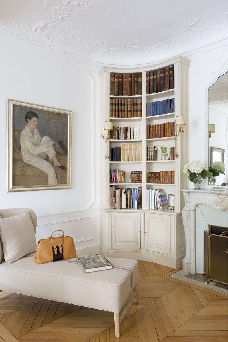 〚 Bautiful Paris apartment designed by Russian decorator Katya Gerdt 〛 ◾ Photos ◾ Ideas ◾ Design