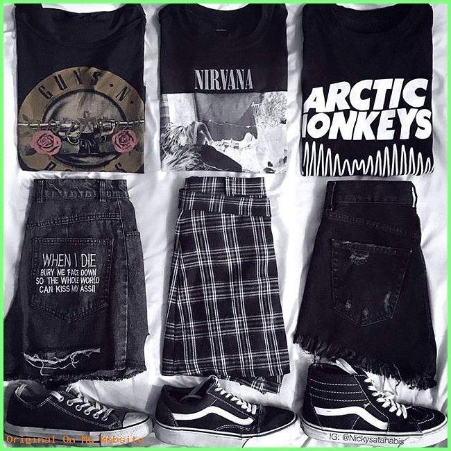 Photo of Grunge Girl Outfits Tumblr – Follow ALTGirl Alternative Style Grunge Style Gothi…