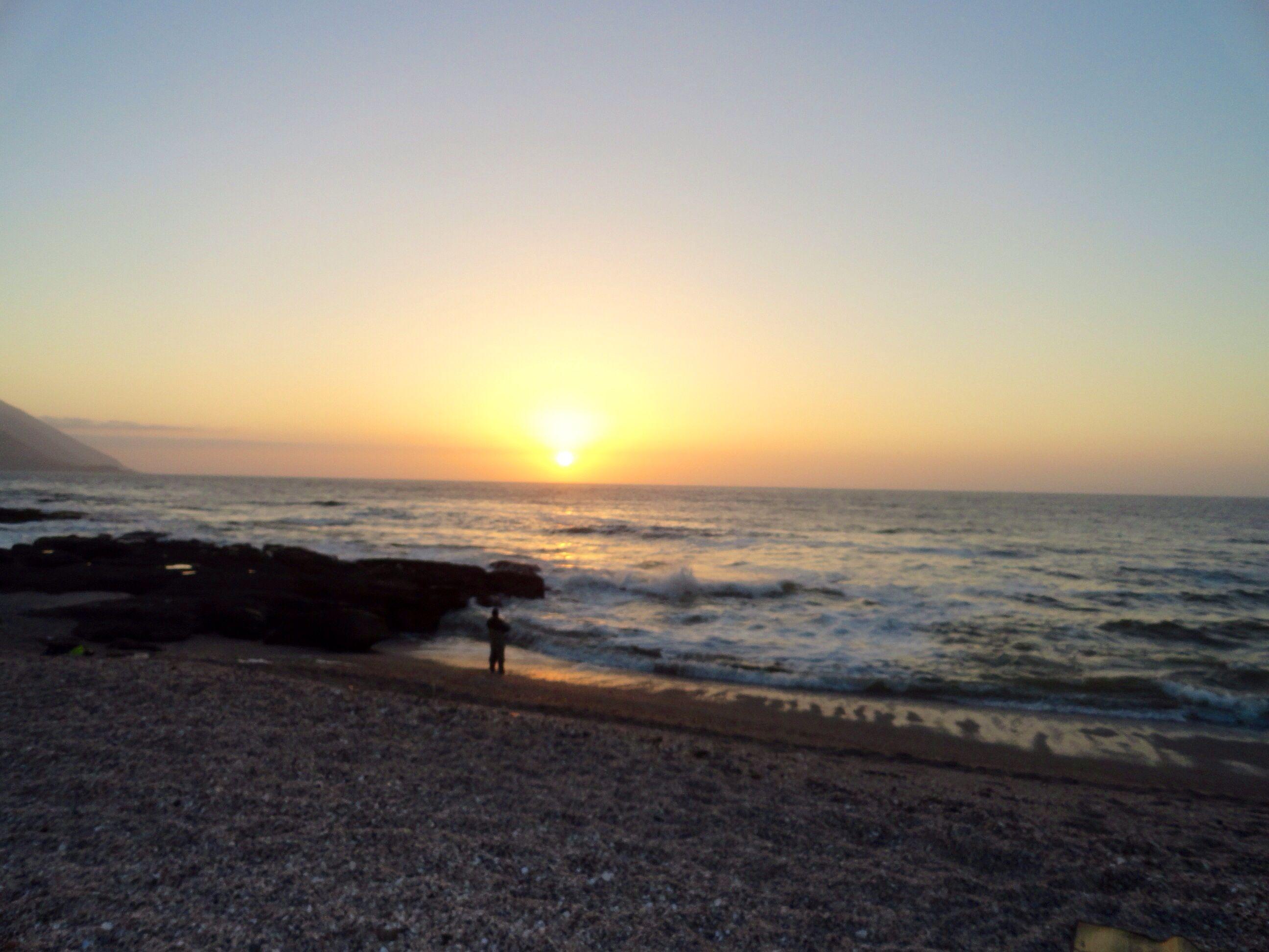 Playa Las Garumas, Antofagasta, Chile