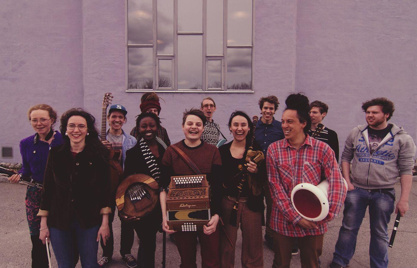 Musicport Festival welcomes Varldens