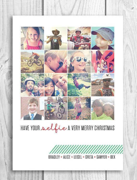 Have your selfie a very Merry Christmas // Selfie Instagram ...
