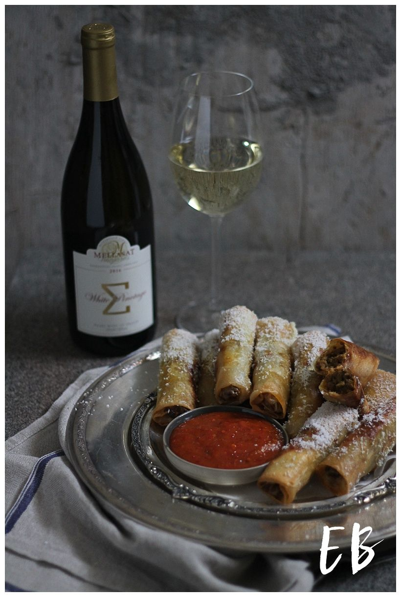 This recipe is one of my favourites to make for a snack platter, but this can definitively be a meal on its own too. I am so delighted to pair Mellasat's absolute beautiful white Pinotage with this dish. As there is no grape variety named 'white Pinotage' the legal name for this wine is 'blanc