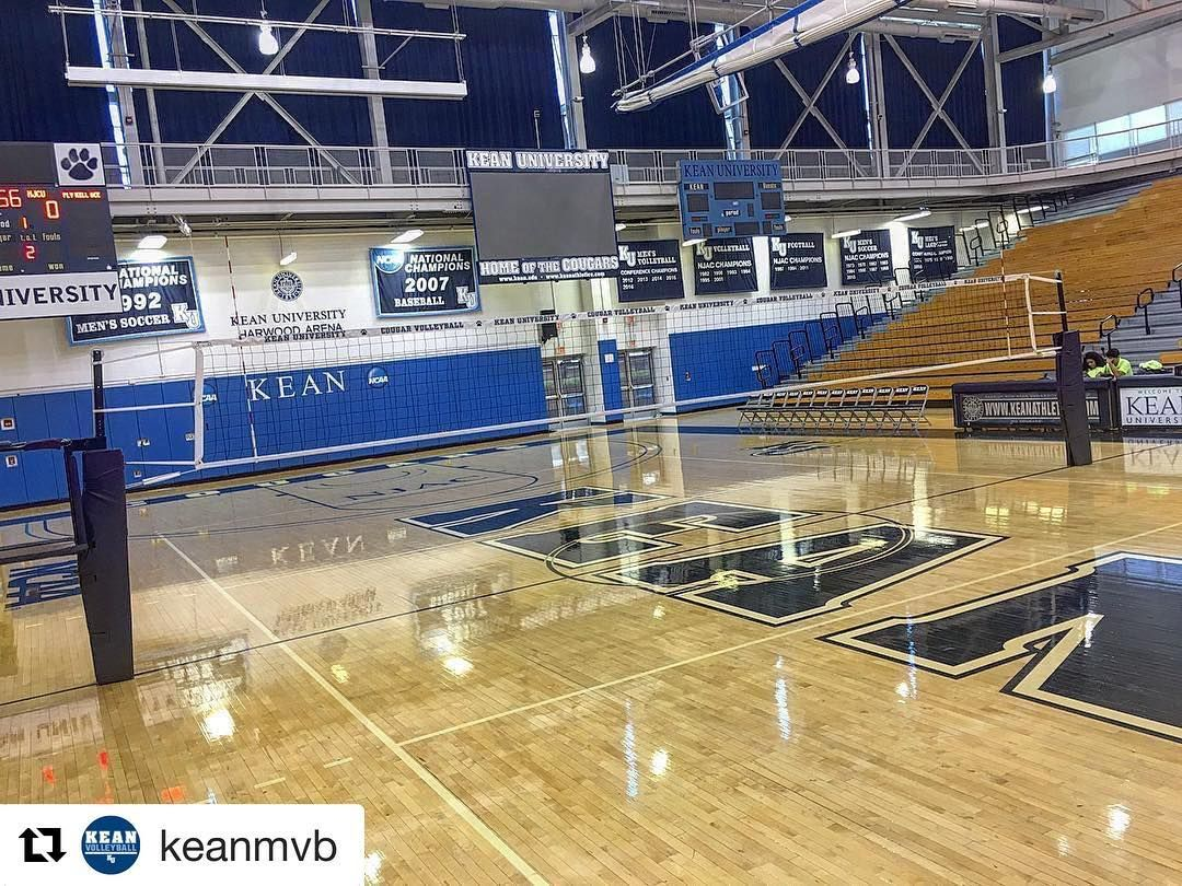Kean University Men S Volleyball Sports Imports Carbon Net System Sicarbonnation Volleyball Net Calm Before The Storm Sports