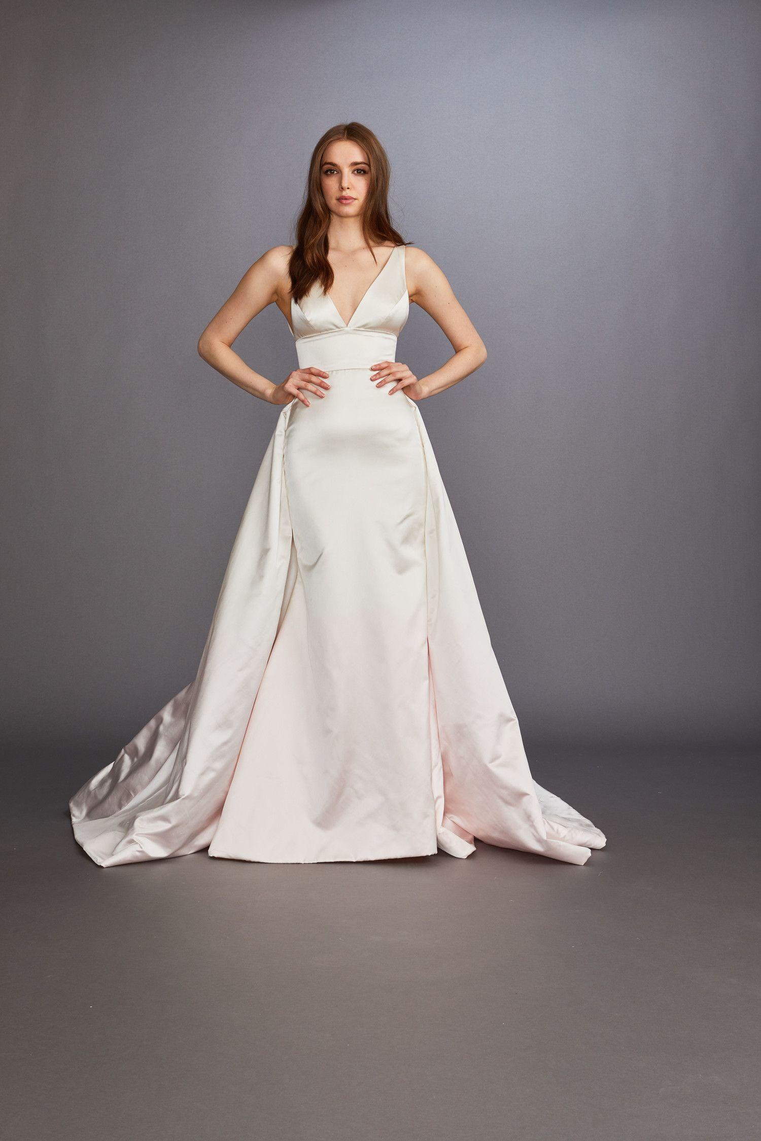 Lazaro Spring 2020 Wedding Dress Collection Wedding