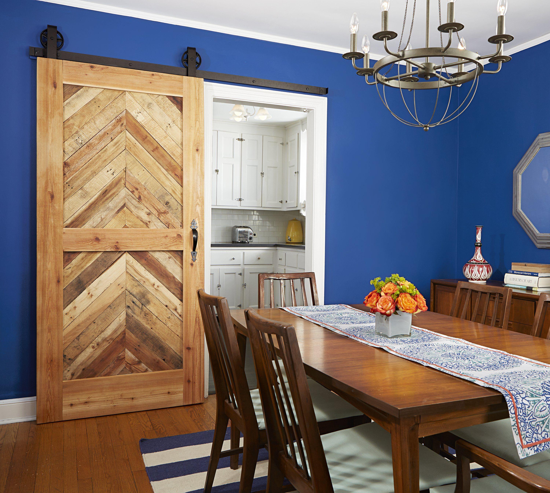Diy interior barn door - How To Build A Sliding Barn Door