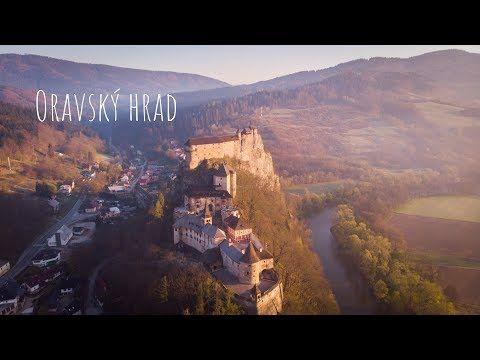 Moje Slovensko: Oravský hrad 4K | Dji Mavic Air - YouTube