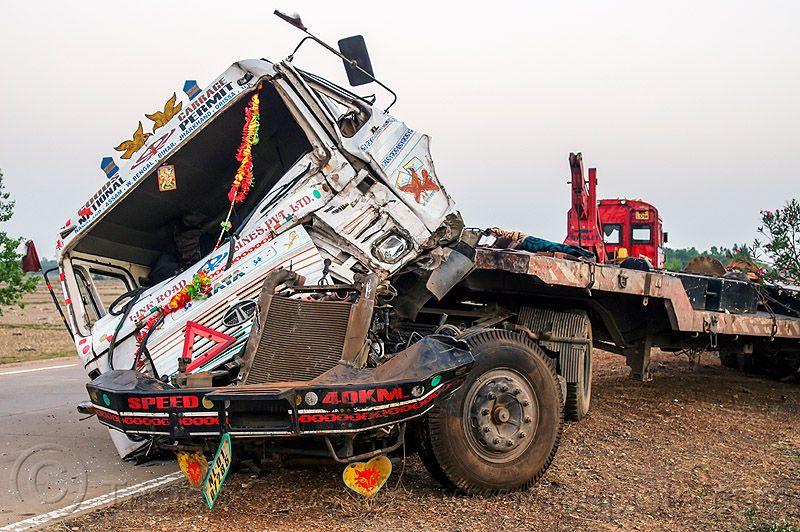 Park Art My WordPress Blog_Semi Truck Crash In Texas