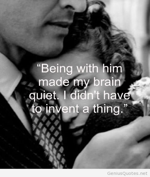 Quotes About Being In Love With Him: Being With Him Hd Quote Couples