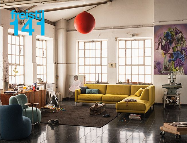 183 By Rolf Benz Freistil 141 Sofa And 173 Chair New