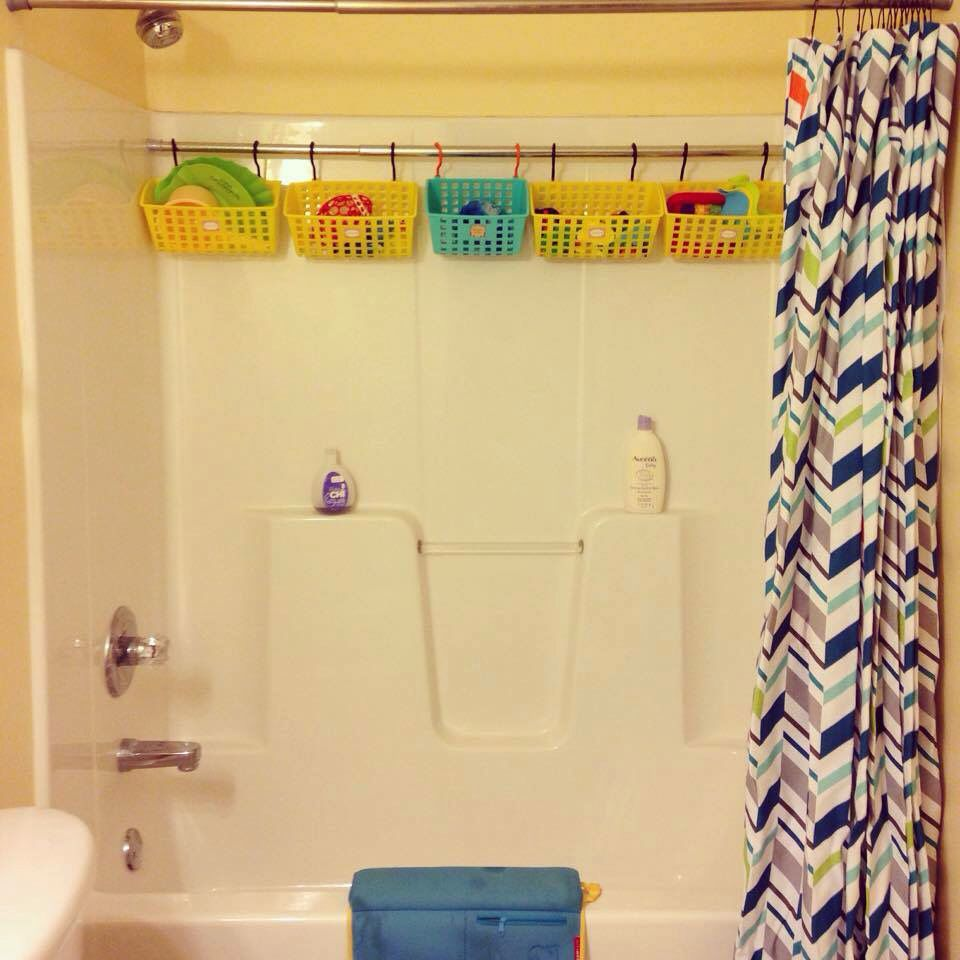 Awesome idea for child bath toys! Totally doing this. | Making a ...
