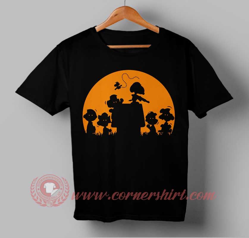 Zombie Charlie Brown Halloween T shirt  Price $145  #sweater - halloween design