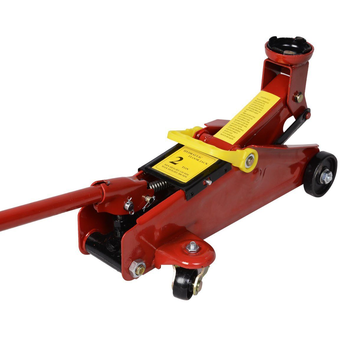 Hydraulic Floor Jack Strong Cars Vans Trucks