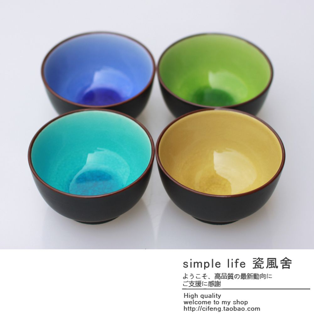 Free Shipping Calvings Glaze Ceramic Bowl Rice Bowl Japanese Style Dinnerware Set One Pc Bowl & Free Shipping Calvings Glaze Ceramic Bowl Rice Bowl Japanese Style ...