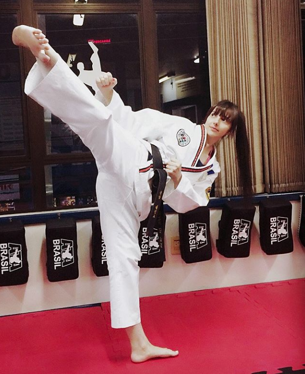 Pin by James Colwell on Karate in 2020 Martial arts girl