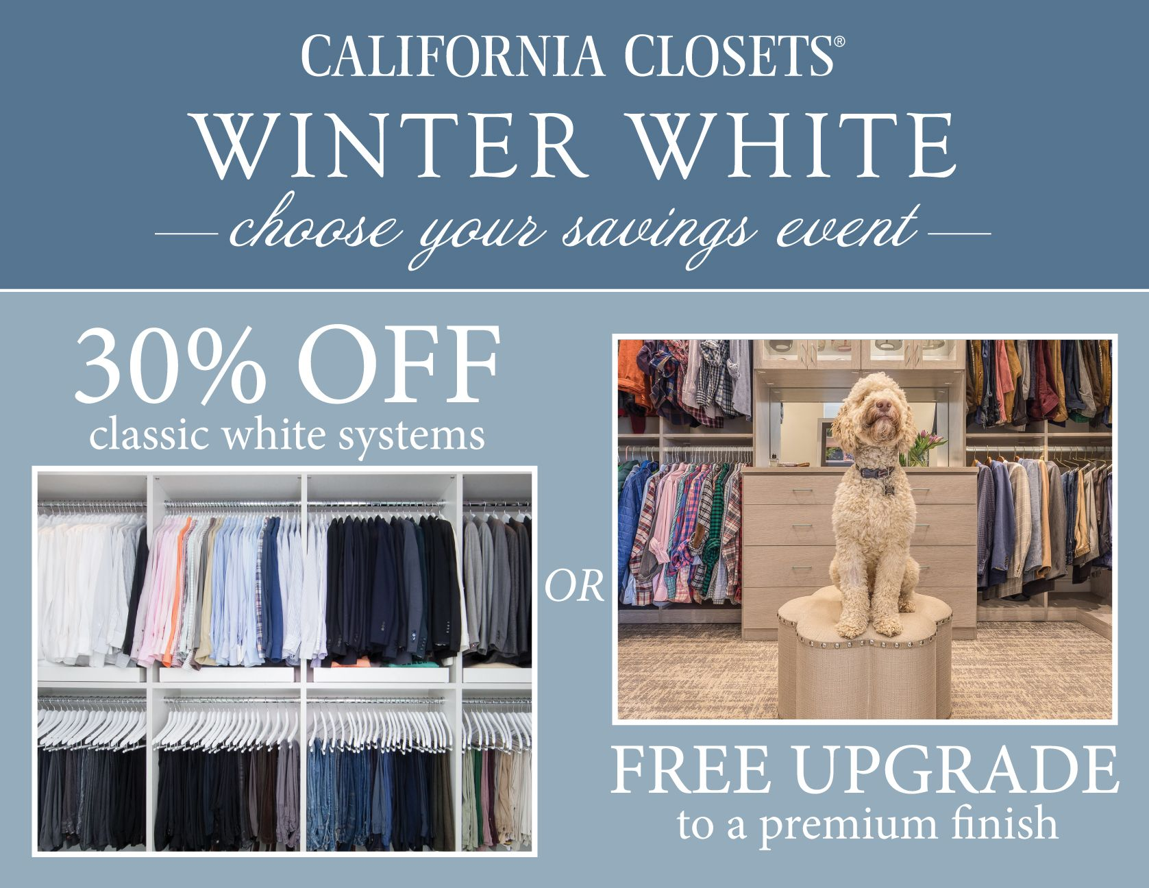 Charmant Complimentary In Home Consultations. Offered By California Closets Of  Minnesota. 952 844 0004 Or Southdale@calclosets.com. Youu0027re Invited To Our  Design ...