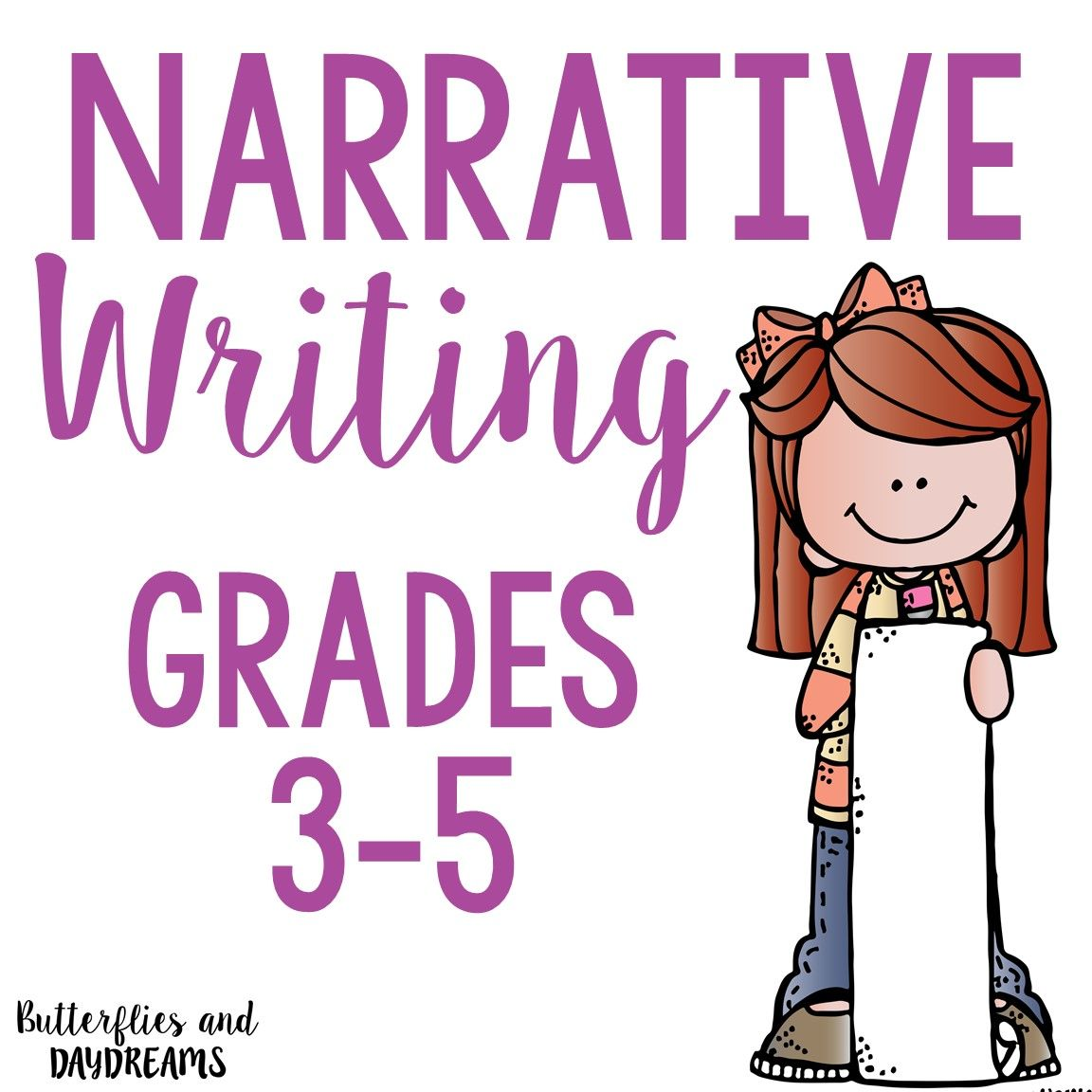 Personal Narrative Writing Unit My Life Is A Story