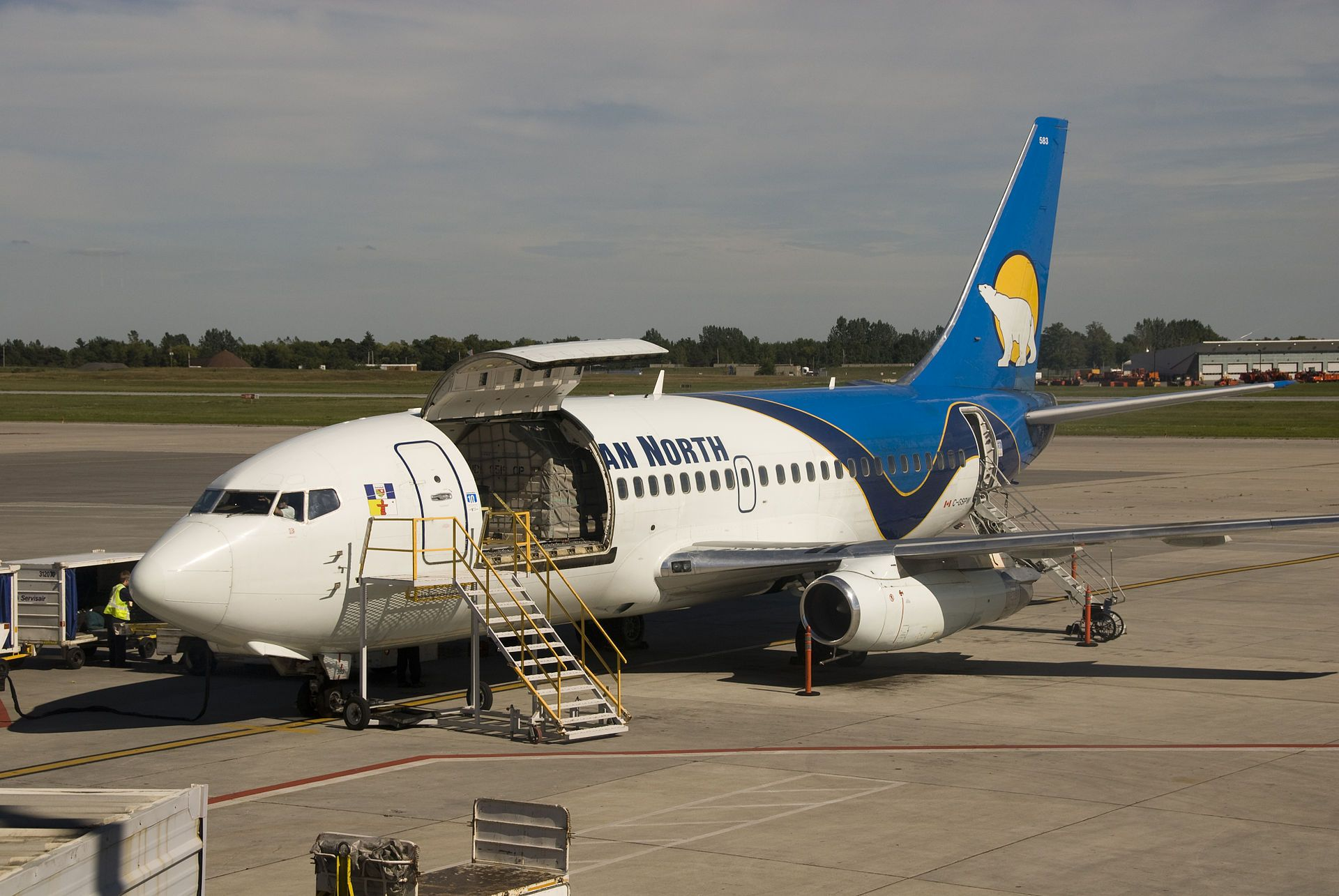 Amy Garcia Wikipedia canadian north b737-200 - boeing 737 - wikipedia, the free