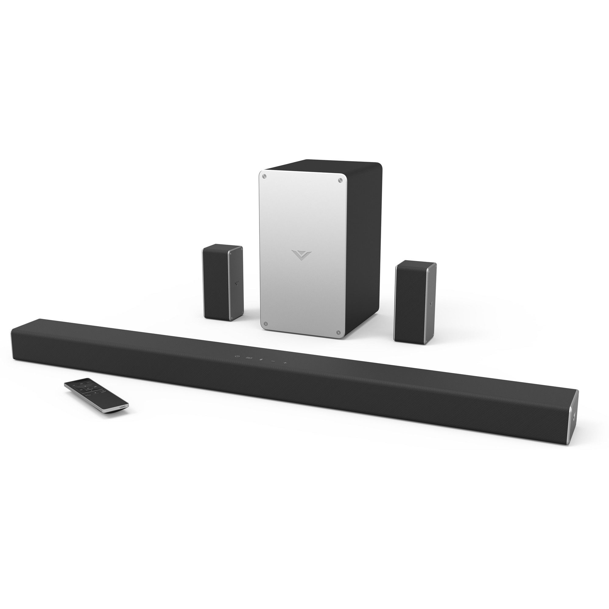 "VIZIO 36"" 5.1 Sound Bar System Black (SB3651E6"