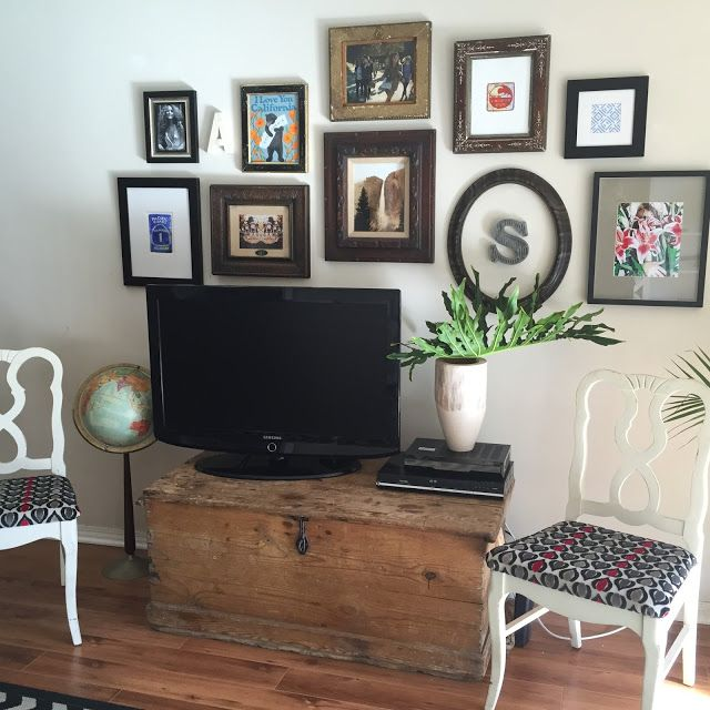 10 Key Tips For Decorating Your First Home | Gallery Wall Ideas ...