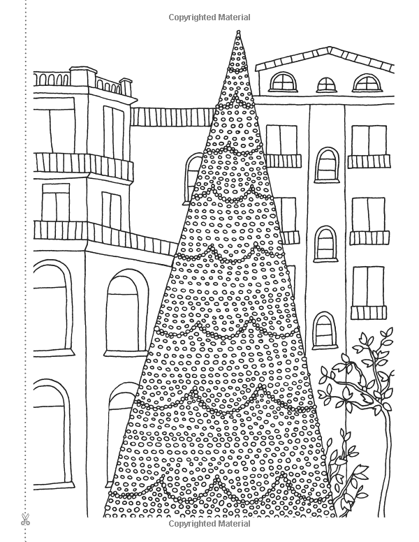 Creative Christmas Tree Colouring Book A Collection Of Classic Contemporary Trees To Colour Amazoncouk Christina Rose 9781910771471 Books