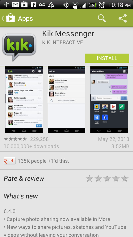 How to Download and Setup the Kik App on Your Android