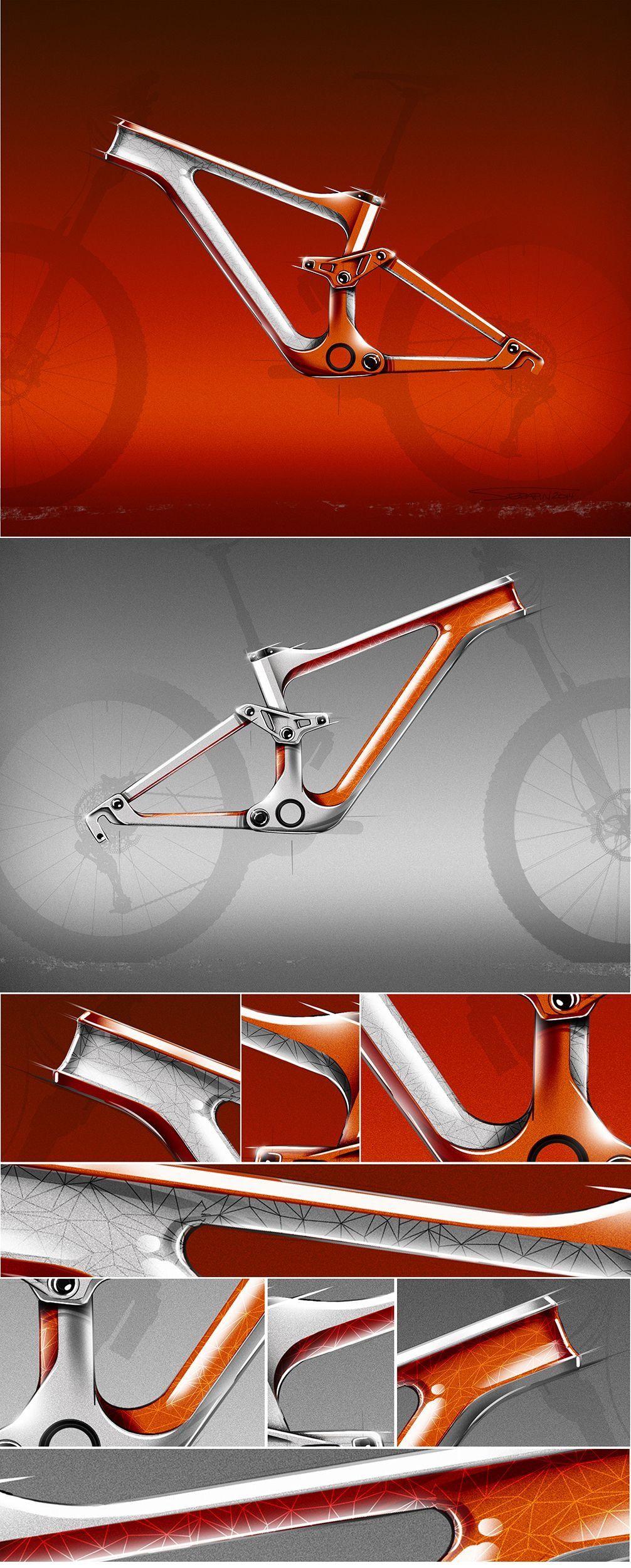 Pin De Steven Chang Em Sketch Design De Produto Design De Aplicativos Quadros De Bicicleta
