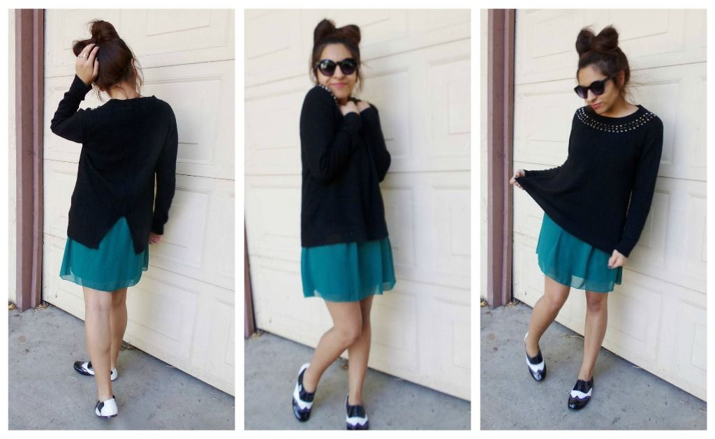 |Rushed Mornings| New outfit post on my blog! Here's the link: http://dollhouselucy.blogspot.com/2014/09/rushed-mornings.html #fbloggers #style #dollhouselucy