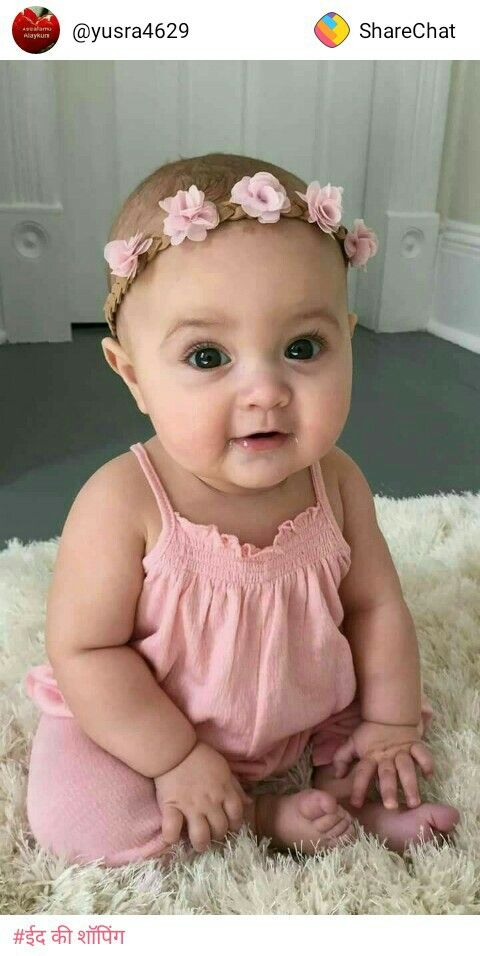 Pin By Jason A Labrador On Baby Girl Cute Baby Girl Cute Kids Baby Flower Headbands