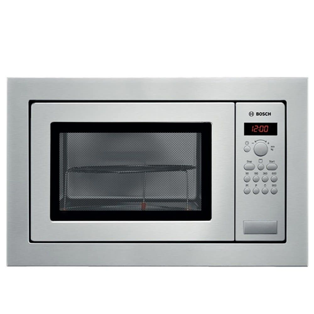 Modern Kitchen Microwave: Bosch HMT84G651B Integrated Microwave Oven And Grill