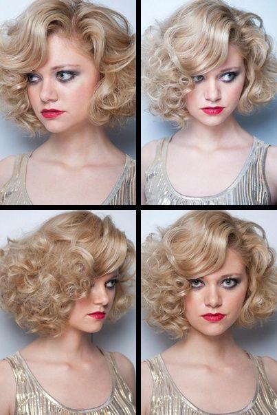 The Versatile Roller Set Hair Styles Hair Rollers Natural Hair Styles