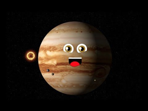Planet Songs For Kids Solar System Children Jupiter Song
