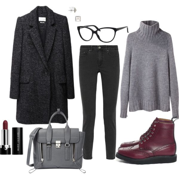 'Saturday English class' (by skady on Polyvore)