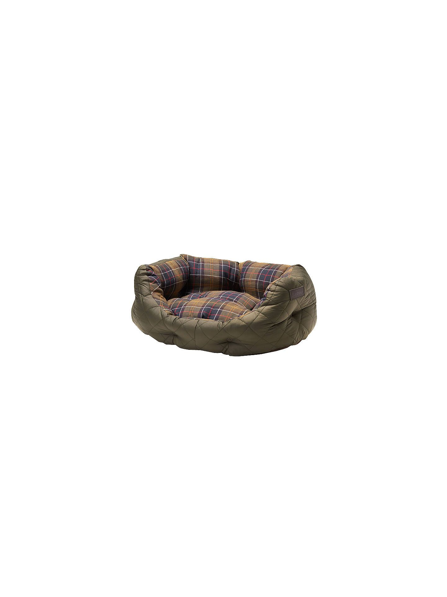 Barbour Quilted Dog Bed Dog Bed Canine Companions Quilted