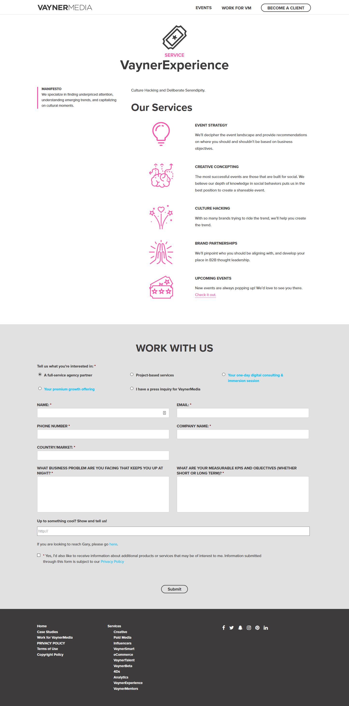 Pin by Stephen TGW on web design Influencer marketing
