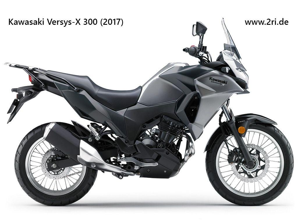 Kawasaki VersysX 300 (2017) Kawasaki motorräder
