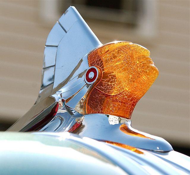Hood Ornament For Sale - Antique Car Parts