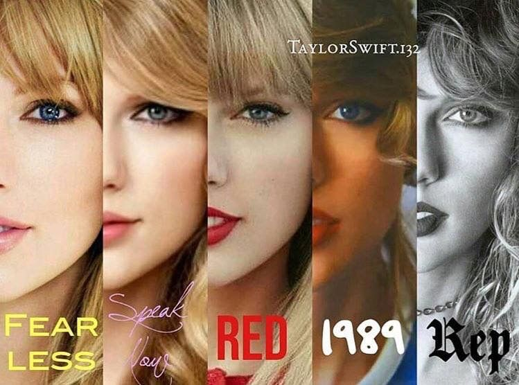 Taylor Through The Years Taylor Swift Album Taylor Swift Songs Taylor Swift Pictures