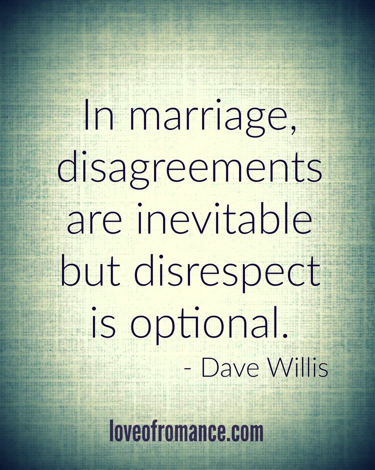 Marriage Disagreements Quote Quotes About Love Inspirational