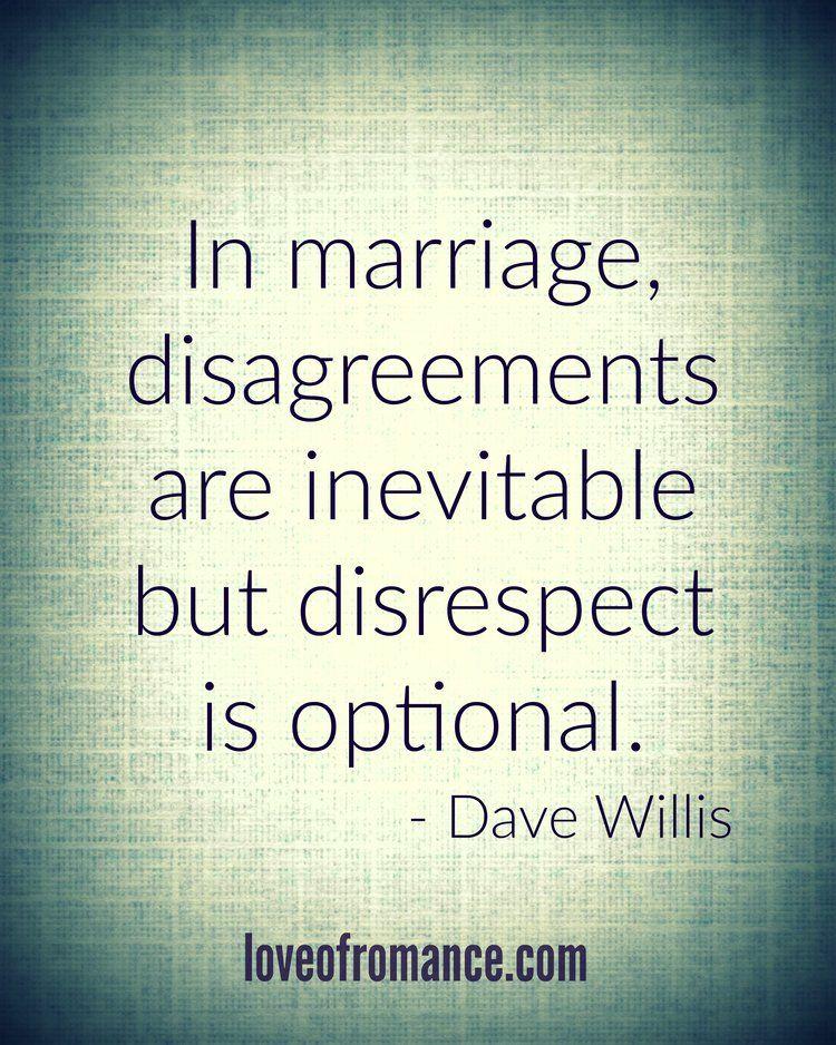 Marriage Disagreements Quote Disagreement quotes