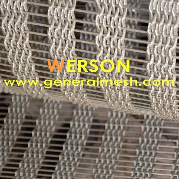 Generalmesh Telas metálicas y tejidos metálicos para fachada