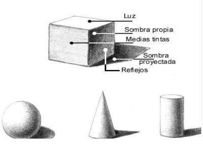 Tutoria Artistica Luz Y Sombra Dibujo Clases De Dibujo Artistico Claroscuro