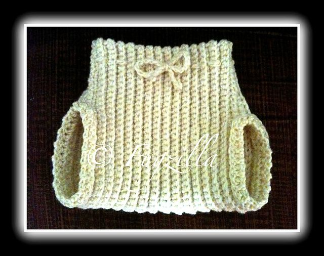 Ravelry: Easy Crochet All-Night Soaker Pattern pattern by Julie West ...