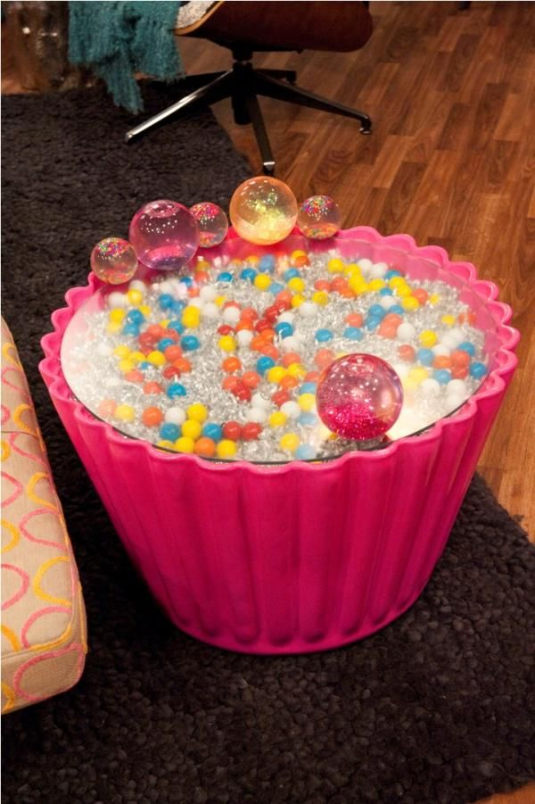 Icarly Bedroom, Icarly, Cupcake Table