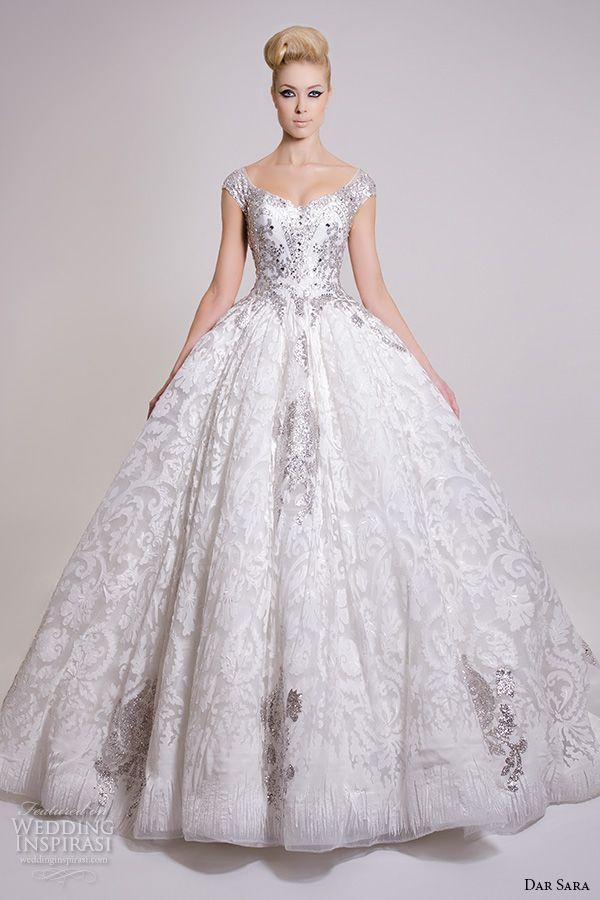 Dar Sara 2016 Wedding Dresses | Beautiful, Wedding and Dress wedding