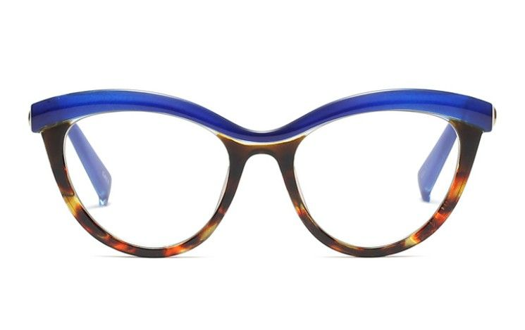 b752116be0 Eyewear Frames - Ladies Eyebrows Square Glasses(BUY ONE GET ONE 20% OF –  Kaaum