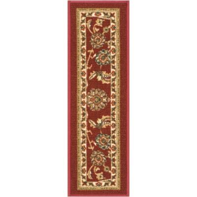 Best Well Woven Kings Court Tabriz Red Traditional Oriental 640 x 480