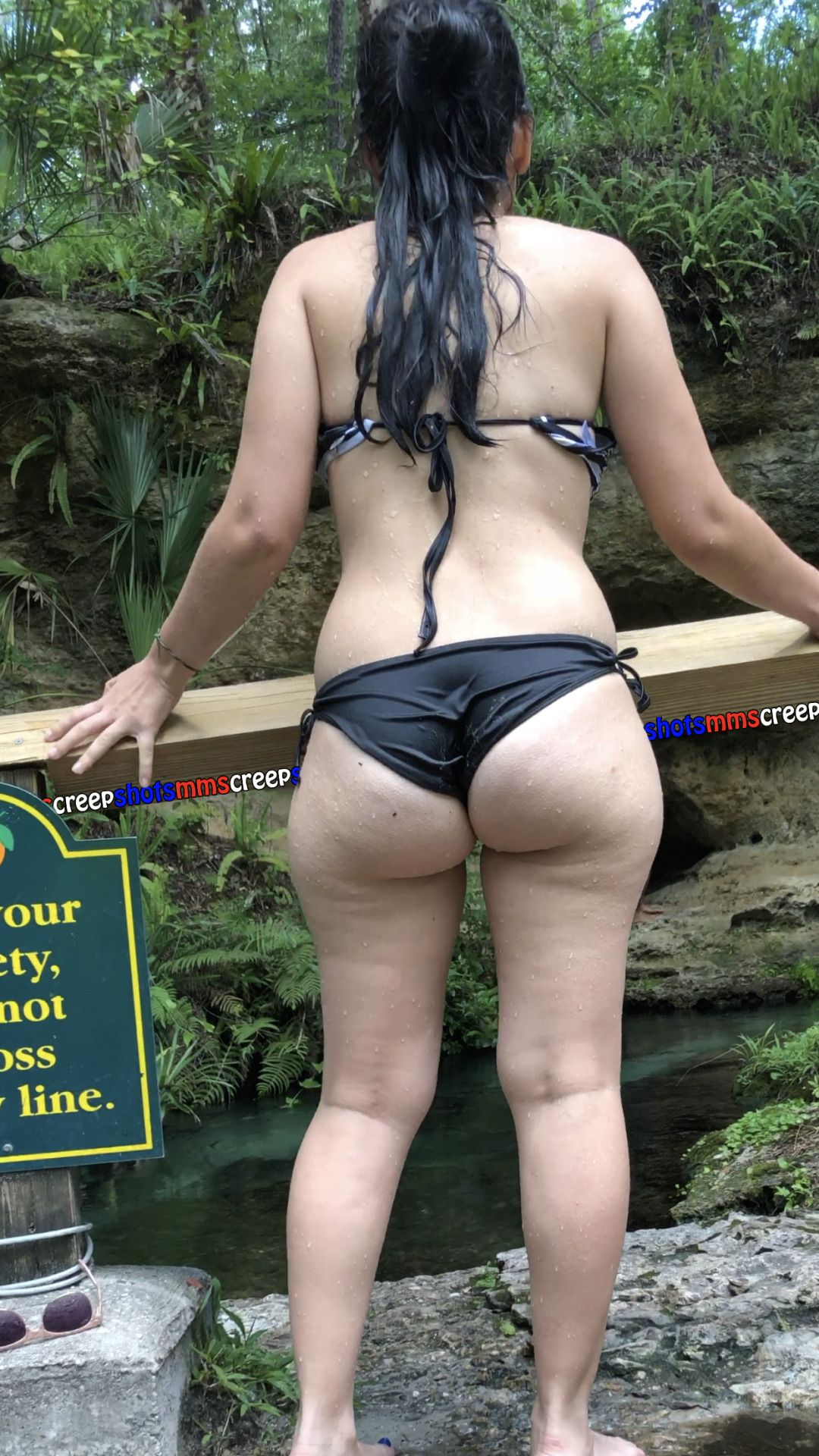 Latina with a fat ass