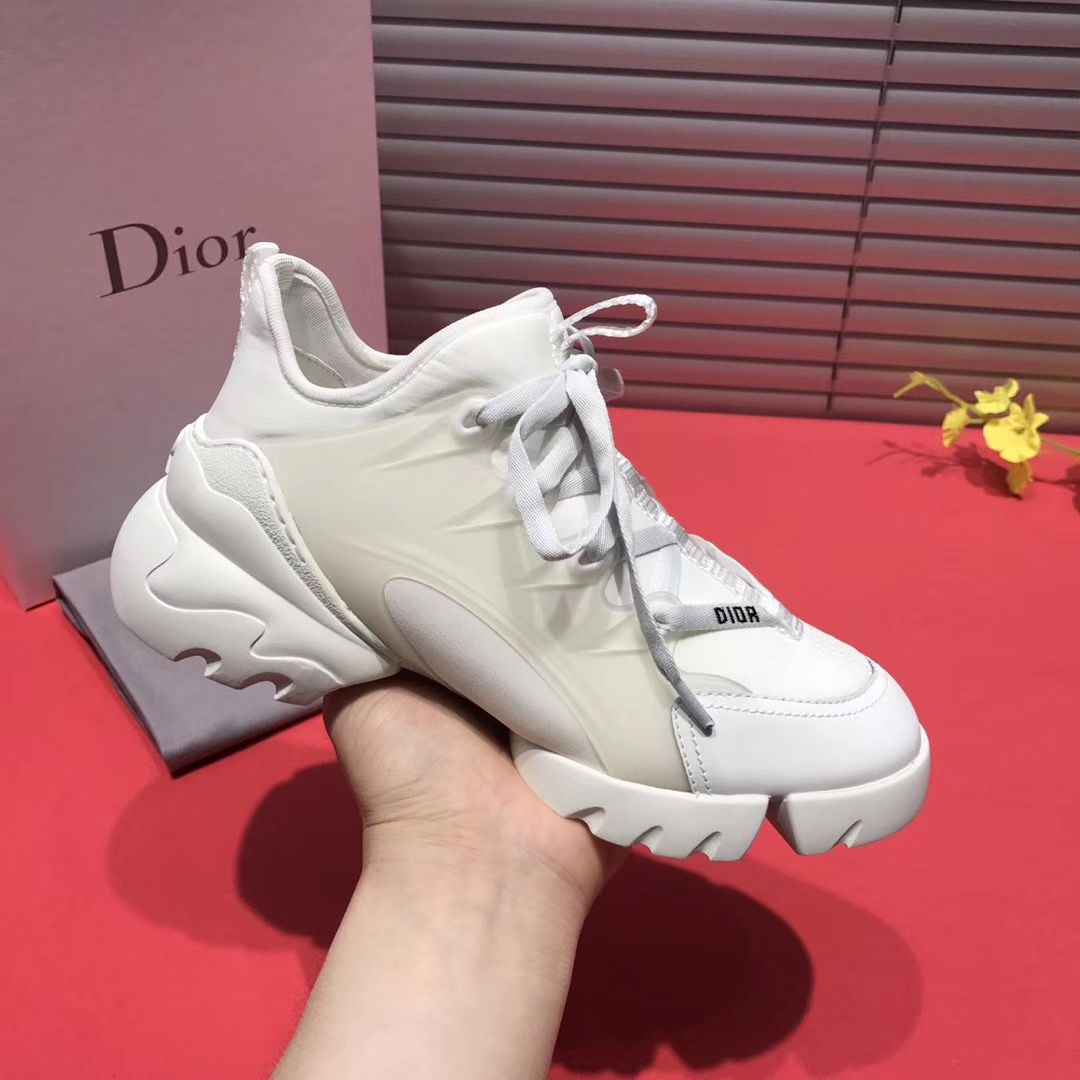 Christian Dior D-Connect woman sneakers