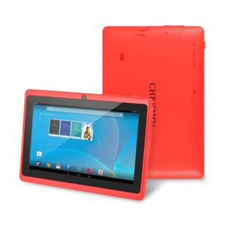 "Chromo Inc® 7"" Tab PC Android Capacitive 5 Point Multi"